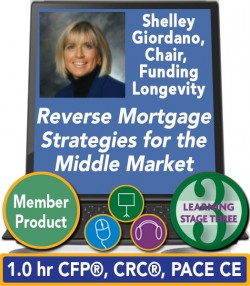 Giordano – Reverse Mortgage Strategies for the Middle Market