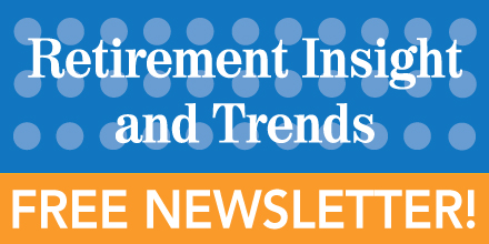Retirement InSight and Trends - InFRE's FREE quarterly newsletter