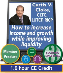 Cloke – The Holy Grail of Retirement: How to increase income and growth while improving liquidity