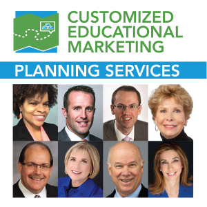 Educational marketing planning services