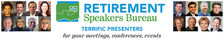 The Retirement Speakers Bureau