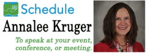 Annalee Kruger, President, Care Right Inc., Caregiver Advocate