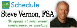 Steve Vernon, FSA – Expert in Strategies that Integrate DC Plans, Social Security, QLACs