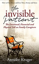 'The Invisible Patient' by Annalee Kruger